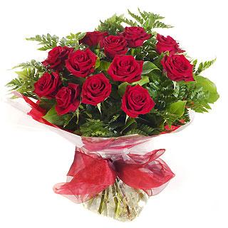 Ucuz Çiçek siparisi 11 kirmizi gül buketi  Ankara Anadolu çiçek online çiçek siparişi