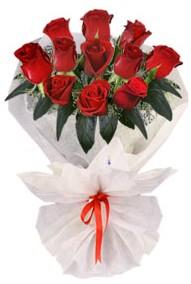 11 adet gül buketi  Ankara Anadolu internetten çiçek siparişi  kirmizi gül