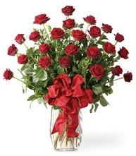 Sevgilime sıradışı hediye güller 24 gül  Ankara Anadolu 14 şubat sevgililer günü çiçek
