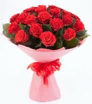 12 adet kırmızı gül buketi  Ankara Anadolu çiçek siparişi sitesi
