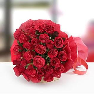 41adet kırmızı gül buket  Ankara Anadolu çiçek , çiçekçi , çiçekçilik