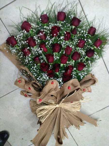 Ankara Anadolu çiçekçi telefonları  29 kırmızı gülden kız isteme söz çiçeği