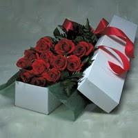 Ankara Anadolu online çiçek gönderme sipariş  11 adet gülden kutu