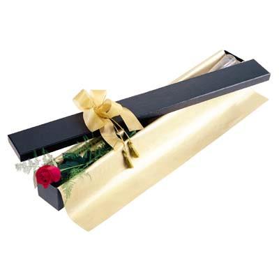 Ankara Anadolu uluslararası çiçek gönderme  tek kutu gül özel kutu