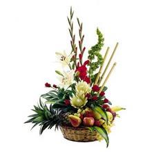 Ankara Anadolu çiçekçi mağazası  mevsim sepeti ve çiçekler