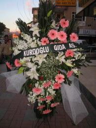 kazablanka,gerbera,sebboy ferforje  Ankara Anadolu çiçekçi mağazası