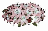 yapay karisik çiçek sepeti   Ankara Anadolu çiçekçi mağazası