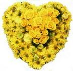 kalp biçiminde sevgisel   Ankara Anadolu çiçekçi telefonları
