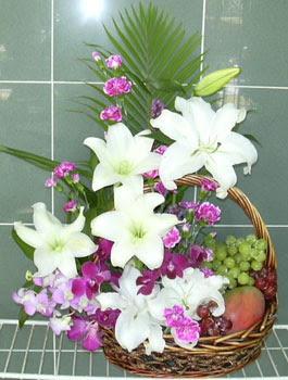 Ankara Anadolu internetten çiçek satışı  KAZABLANKA KARANFIL VE KIR ÇIÇEKLERI MEVSIM MEYVA