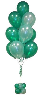 Sevdiklerinize 17 adet uçan balon demeti yollayin.   Ankara Anadolu çiçek satışı