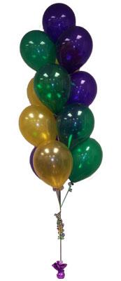Ankara Anadolu ucuz çiçek gönder  Sevdiklerinize 17 adet uçan balon demeti yollayin.