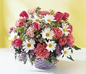 Ankara Anadolu online çiçek gönderme sipariş  Karisik mevsim çiçek sepeti