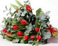 Ankara Anadolu çiçek satışı  11 adet kirmizi gül buketi özel günler için