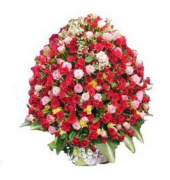 Ankara Anadolu çiçek servisi , çiçekçi adresleri  365 gün 365 güne özel gül sepeti