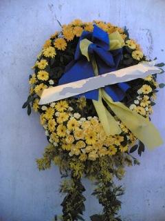 Cenaze çiçek , cenaze çiçegi , çelengi  Ankara Anadolu cicek , cicekci