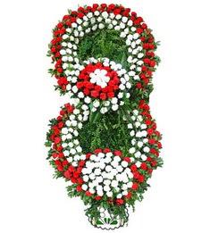 Görsel Cenaze çiçek , cenaze çiçek , çelengi  Ankara Anadolu uluslararası çiçek gönderme