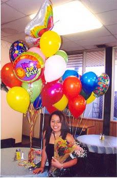 Ankara Anadolu internetten çiçek satışı  49 adet karisik renkte uçan balonlar buketi