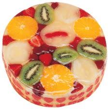 Meyvali 4 ile 6 kisilik yas pasta leziz  Ankara Anadolu hediye çiçek yolla