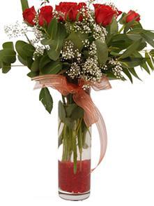 9 gül sevdiklerinize  Ankara Anadolu çiçek satışı