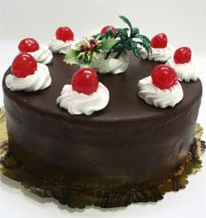 4 ile 6 kisilik yas pasta çikolatali taze pastaci  Ankara Anadolu anneler günü çiçek yolla