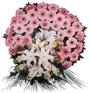 Cenaze çelengi cenaze çiçekleri  Ankara Anadolu çiçek siparişi vermek