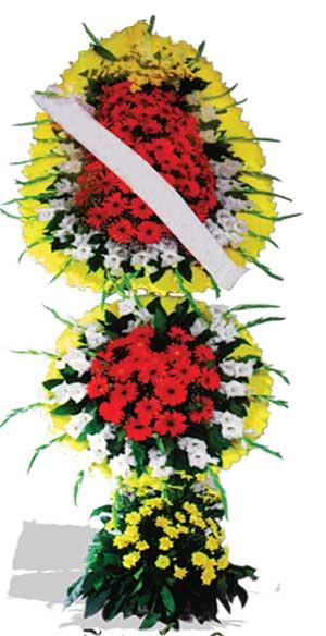 Dügün nikah açilis çiçekleri sepet modeli  Ankara Anadolu çiçek yolla