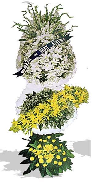 Dügün nikah açilis çiçekleri sepet modeli  Ankara Anadolu çiçek , çiçekçi , çiçekçilik