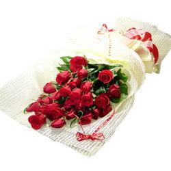 Çiçek gönderme 13 adet kirmizi gül buketi  Ankara Anadolu çiçek satışı