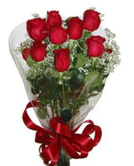 Çiçek sade gül buketi 7 güllü buket  Ankara Anadolu online çiçek gönderme sipariş
