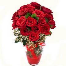 Ankara Anadolu çiçek siparişi sitesi   9 adet kirmizi gül