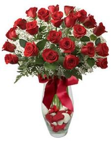 17 adet essiz kalitede kirmizi gül  Ankara Anadolu çiçek mağazası , çiçekçi adresleri