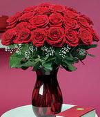 Ankara Anadolu çiçek online çiçek siparişi  11 adet Vazoda Gül sevenler için ideal seçim