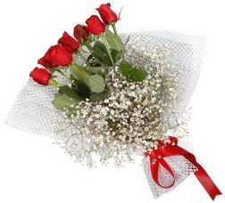 7 adet kirmizimi kirmizi gül buketi  Ankara Anadolu hediye sevgilime hediye çiçek