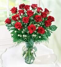 Ankara Anadolu internetten çiçek satışı  9 adet mika yada vazoda kirmizi güller