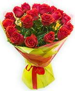 19 Adet kırmızı gül buketi  Ankara Anadolu çiçek siparişi vermek