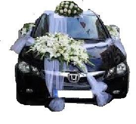 Ankara Anadolu ucuz çiçek gönder  Çift çiçekli sünnet düğün ve gelin arabası süsleme