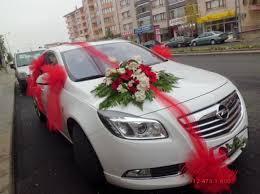 Ankara Anadolu çiçek satışı  gelin arabası sünnet arabası süsleme