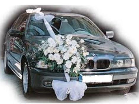 Ankara Anadolu çiçek , çiçekçi , çiçekçilik  Görsel gelin arabası süsleme