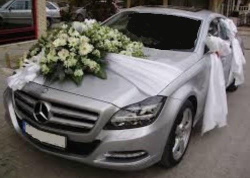 Sünnet düğün arabası süslemesi  Ankara Anadolu çiçek satışı