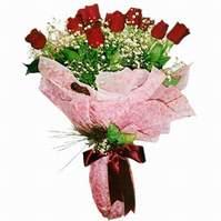 Ankara Anadolu çiçek siparişi sitesi  12 adet kirmizi kalite gül