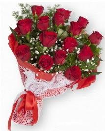 11 kırmızı gülden buket  Ankara Anadolu güvenli kaliteli hızlı çiçek