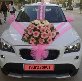 Ankara gelin arabası süsleme fiyatları  Ankara Anadolu çiçekçi mağazası