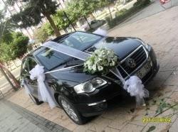 Sade gelin arabası süslemesi  Ankara Anadolu kaliteli taze ve ucuz çiçekler