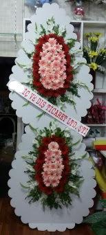 Çift katlı düğün nikah açılış çiçeği  Ankara Anadolu çiçek gönderme sitemiz güvenlidir