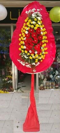 Ankara Anadolu çiçek siparişi sitesi  Tek katlı düğün nikah çiçeği
