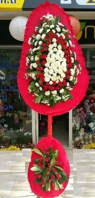 Çift katlı düğün çiçekleri  Ankara Anadolu çiçek servisi , çiçekçi adresleri