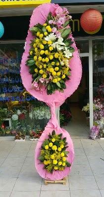 Çift katlı düğün açılış çiçeği  Ankara Anadolu çiçek servisi , çiçekçi adresleri