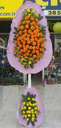 Ankara Anadolu cicek , cicekci  Çift katlı düğün nikah çiçeği