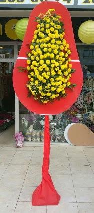 Ankara Anadolu online çiçek gönderme sipariş  Tek katlı düğün nikah çiçeği
