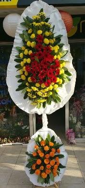 Çift katlı düğün açılış çiçek modeli  Ankara Anadolu cicek , cicekci